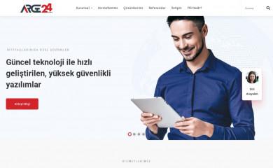 arge24.com.tr screenshot