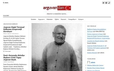 arguvandan.com screenshot