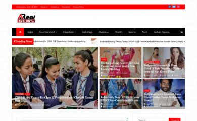 arealnews.com screenshot