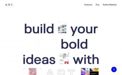 https://art.seatheme.net screenshot