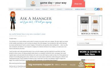 http://askamanager.org screenshot