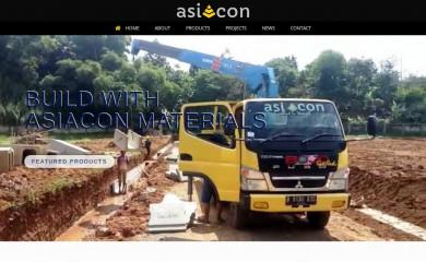 asiacon.co.id screenshot