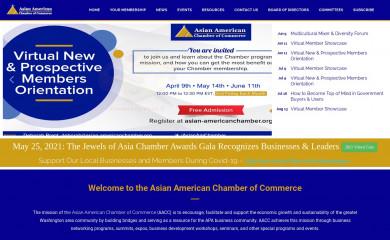 asian-americanchamber.org screenshot