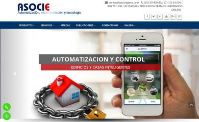 asocieperu.com screenshot