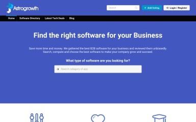 astrogrowth.com screenshot