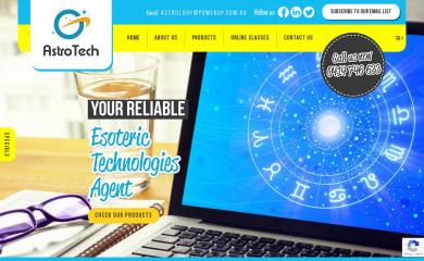 astrotech.com.au screenshot