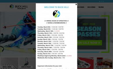 buckhill.com screenshot