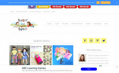buggyandbuddy.com screenshot
