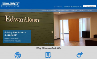 buildriteconstruction.com screenshot