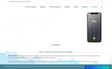 bulutsantralim.com screenshot