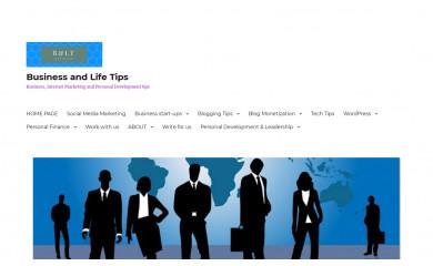 businessandlifetips.com screenshot