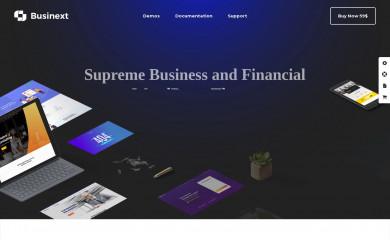 Businext screenshot
