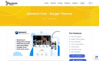 Spintech screenshot