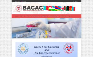 bacac.net screenshot
