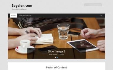 http://bagelen.com screenshot