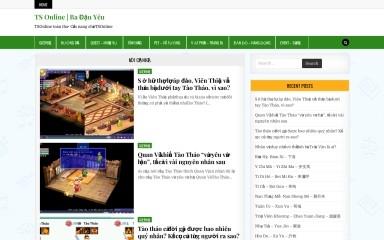 http://badauyeu.com screenshot