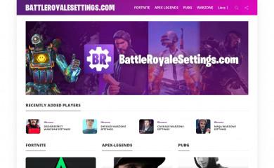 http://battleroyalesettings.com screenshot