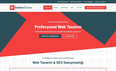 batuhanozyavru.com.tr screenshot