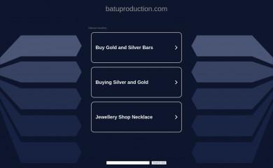 batuproduction.com screenshot