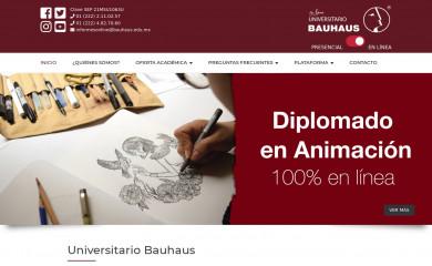 bauhausenlinea.com screenshot