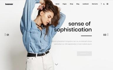 Bazaar screenshot