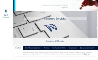 bbanalitica.net screenshot