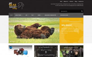 bearsmart.com screenshot
