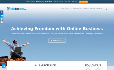 belajarbisnisinternet.com screenshot