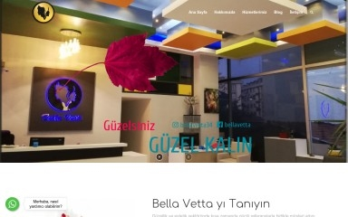 bellavetta.com.tr screenshot