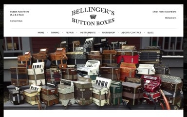 bellingersbuttonboxes.com screenshot