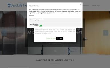 bestlifehelper.com screenshot