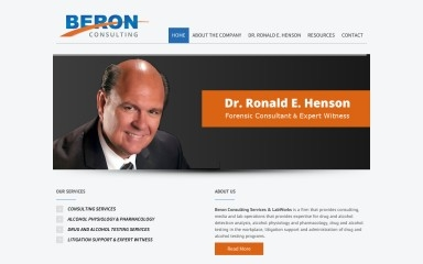 beron.us screenshot