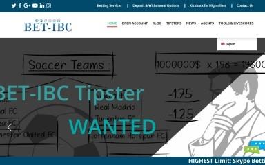 http://bet-ibc.com screenshot