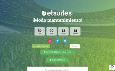 betsuites.com screenshot