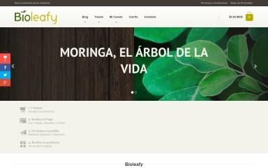 bioleafy.com screenshot
