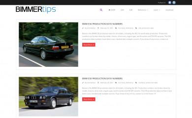 bimmertips.com screenshot