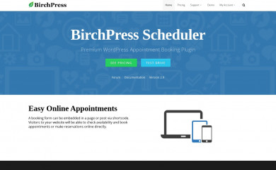 birchpress.com screenshot