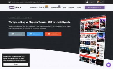 https://www.birtema.com/temalarimiz/wordpress-blog-ve-magazin-temasi/ screenshot