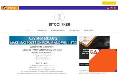 bitcoinker.com screenshot