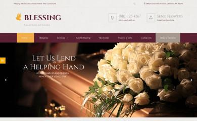 http://blessing.ancorathemes.com/ screenshot
