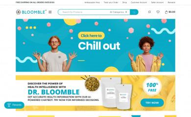 bloomble.com screenshot