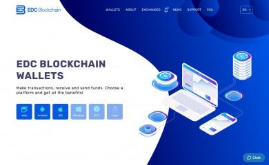 blockchain.mn screenshot
