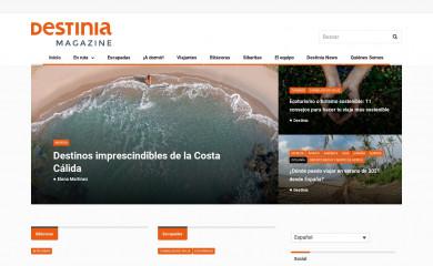 blogdestinia.com screenshot