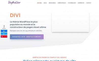 http://blogpascher.com screenshot