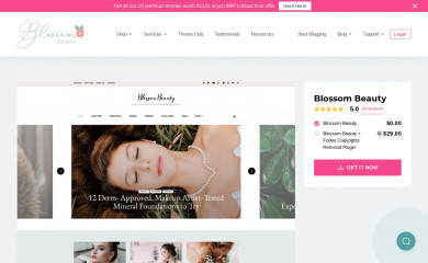 Blossom Beauty screenshot