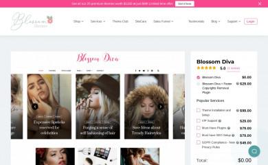 Blossom Diva screenshot