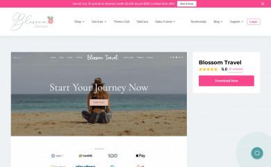 Blossom Travel screenshot