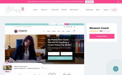 Blossom Coach screenshot