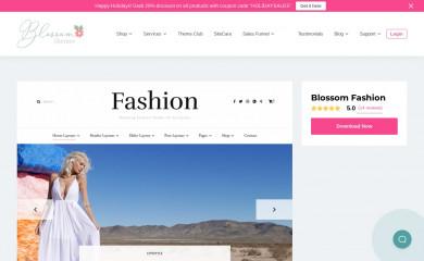 Blossom Fashion screenshot