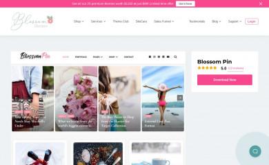 Blossom Pin screenshot